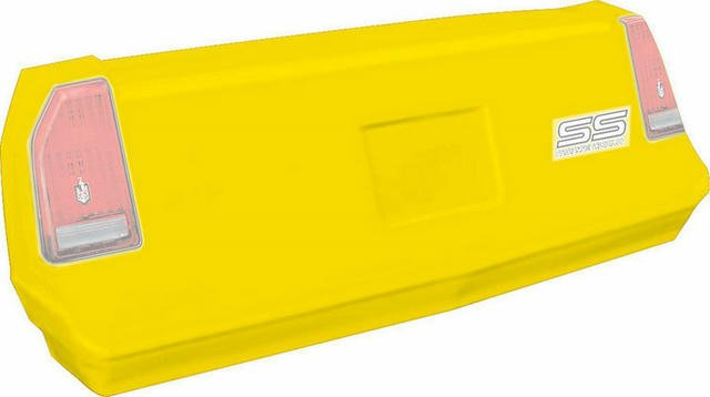 Monte Carlo SS Tail Yellow 1983-88