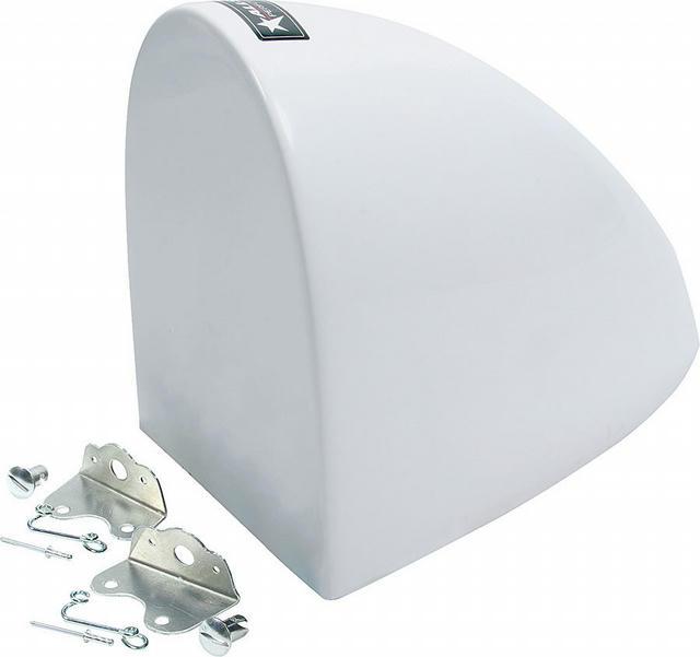 Aero Fuel Tank Cover White Discontinued
