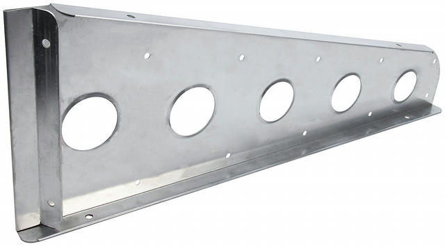 Lower Nose Support LH Template Body