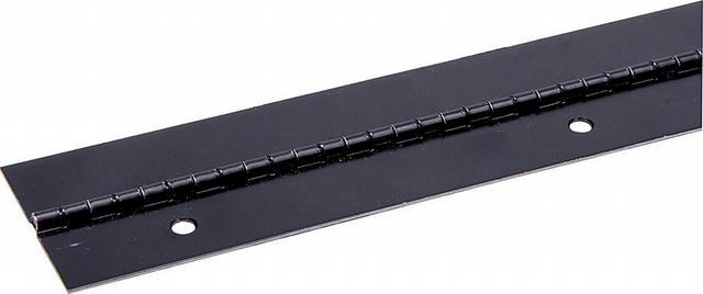 Aluminum Hinge Black 72in