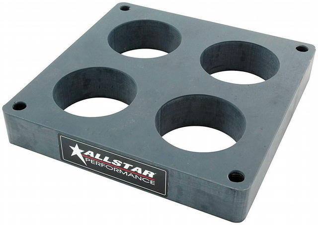 Carb Spacer 4500 4 Hole 1.00in
