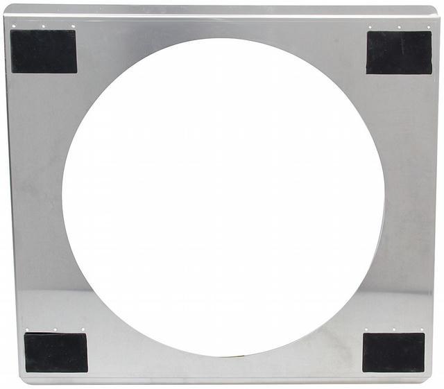 Aluminum Fan Shroud 18-3/4x18-3/4 Single 16