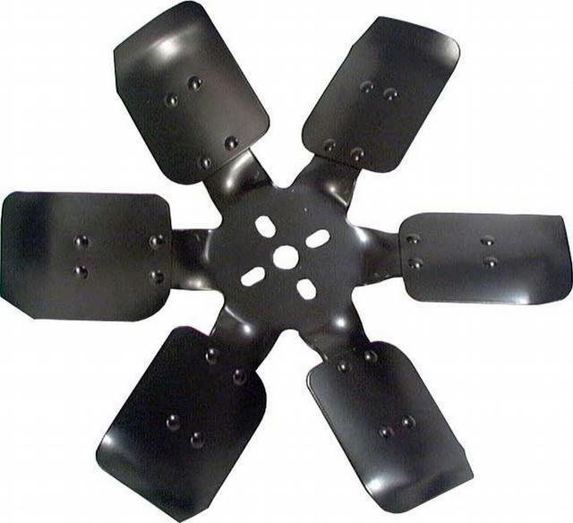 Aluminum Fan 15in 6 Blade