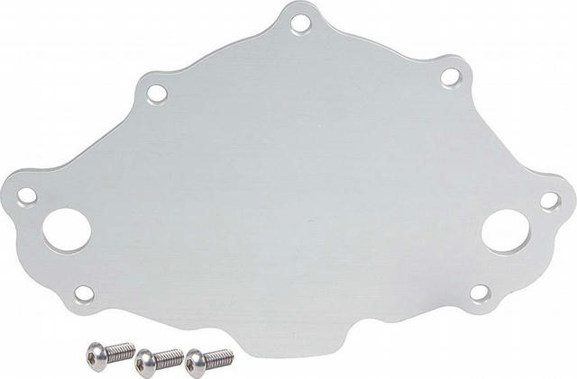 Water Pump Back Plate Early SBF