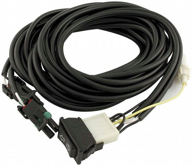 Dual Wire Harness for Exhaust Cutouts 13ft