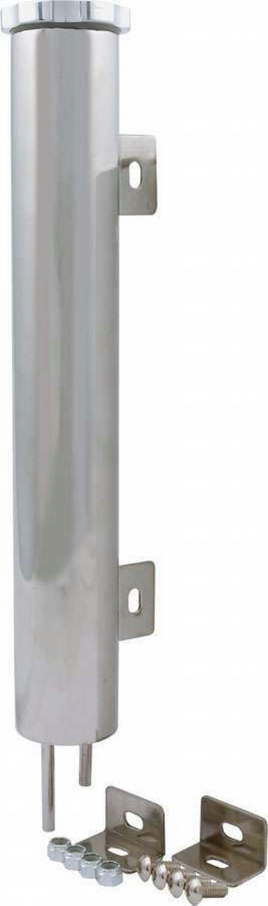Stainless Overflow Tank 2in x 15in