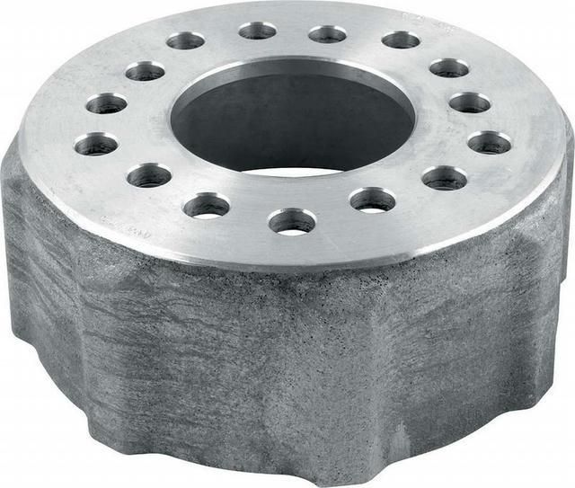 Rotor Hat 2.5in Aluminum