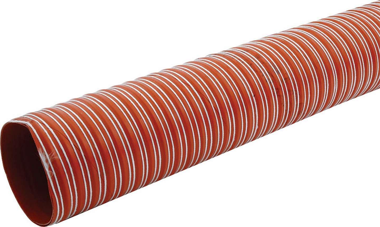 Brake Duct Hose 3 x 10ft Orange 550 Deg