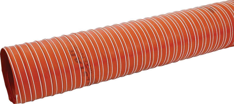 Brake Duct Hose 4 x 10ft Orange 550 Deg