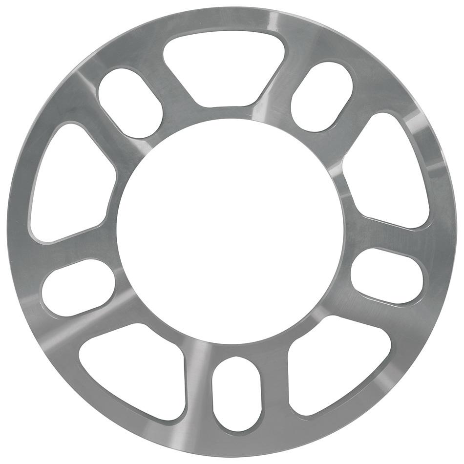 Aluminum Wheel Spacer 1/2in