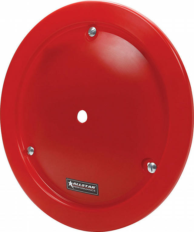 Universal Wheel Cover Red