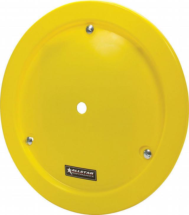 Universal Wheel Cover Yellow