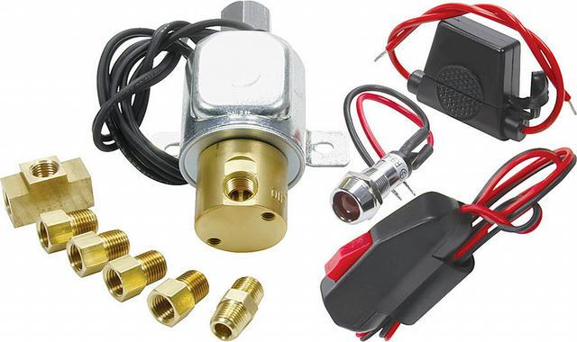 Electric Line Lock Master Kit