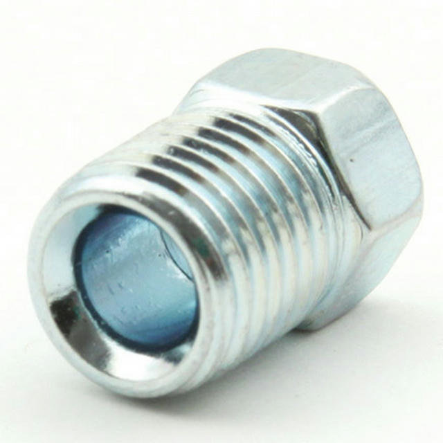 Inverted Flare Nuts 3/16 Zinc 50pk