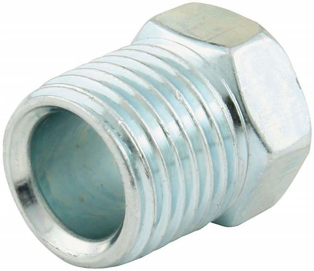 Inverted Flare Nuts 10pk 5/16 Zinc