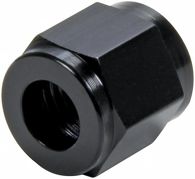 Tube Nuts Alum -4AN 2pk