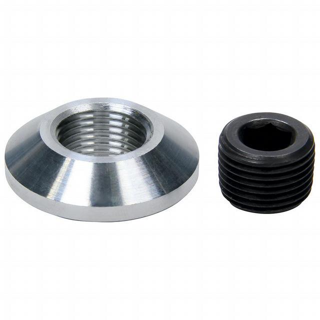 Drain Plug Kit 3/8in NPT Aluminum Bung