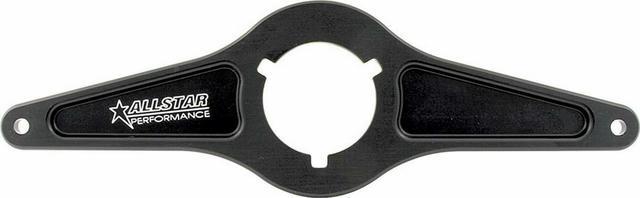 Steering Gear Half Box Mount Black