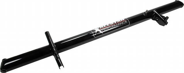 L/W Front Axle Black 50in x 2-1/2in