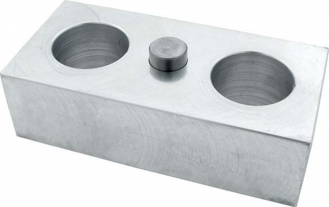 Aluminum Lowering Block Billet 1.50in