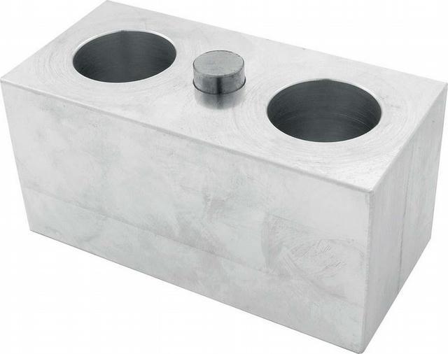 Aluminum Lowering Block Billet 2.50in