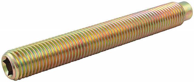 Jack Bolt Steel 8in Coarse Thread 10pk