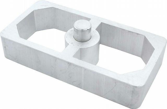 Alum Lowering Block 1.00in
