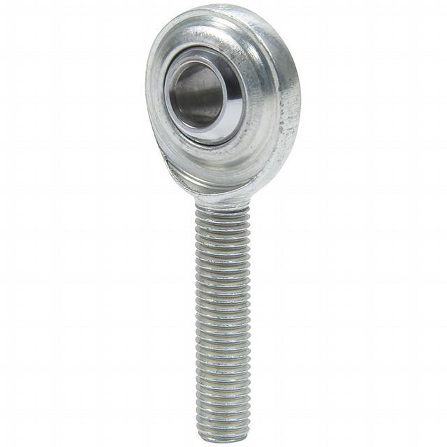Rod End LH 1/4 Male Steel