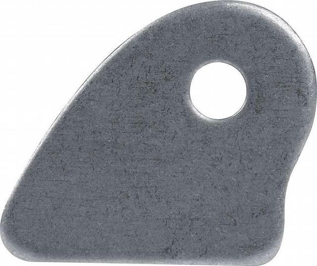 1/8in Flat Tab 3/8 Hole 4pk