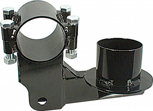 3in Dia Clamp On Axle Bracket