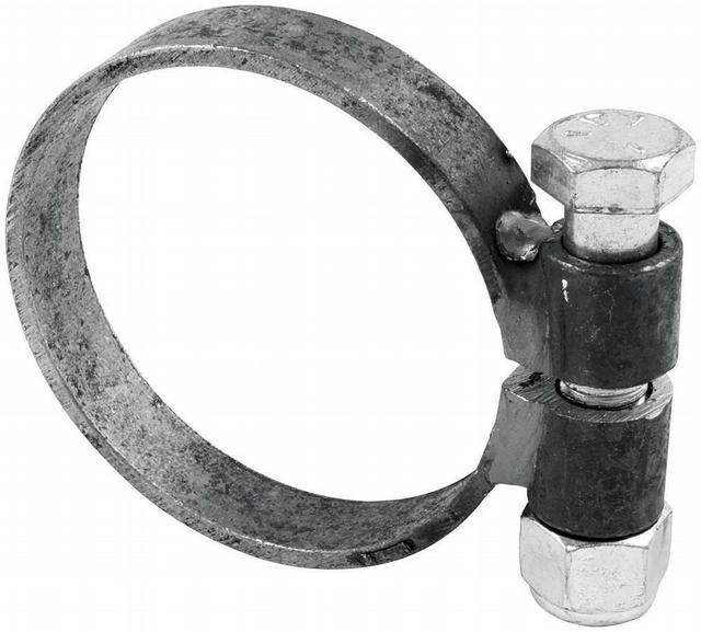 1 Bolt Clamp On Retainer 5/8in Wide