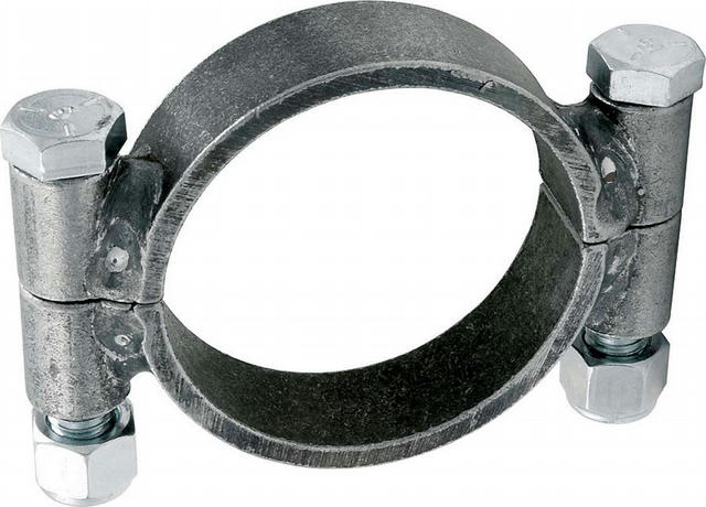 2 Bolt Clamp On Retainer 1in Wide