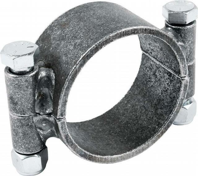 2 Bolt Clamp On Retainer 2in Wide