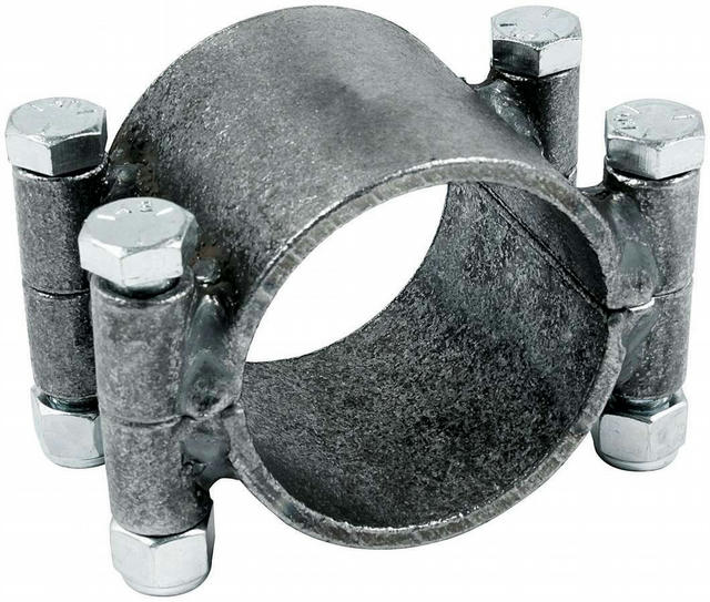 4 Bolt Clamp On Retainer 3in Wide 10pk