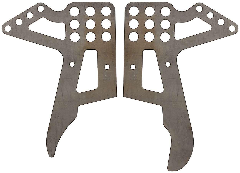 Upper Link Brackets 1pr Steel Ford 9in