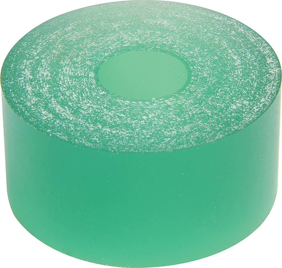 Bump Stop Puck 50dr Green 1in