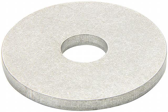 Aluminum Backing Washer 14mm