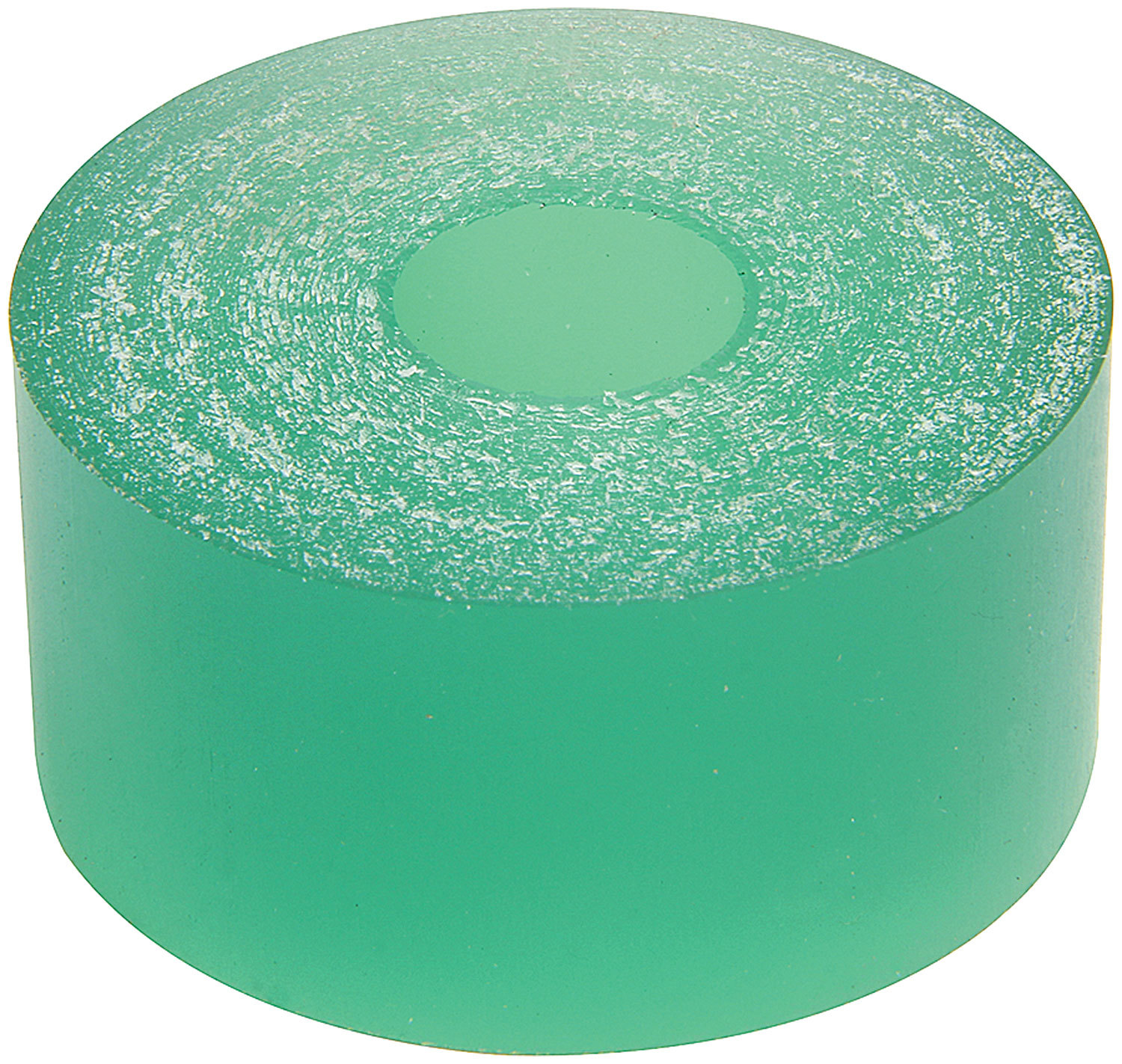 Bump Stop Puck 50dr Green 1in Tall 14mm