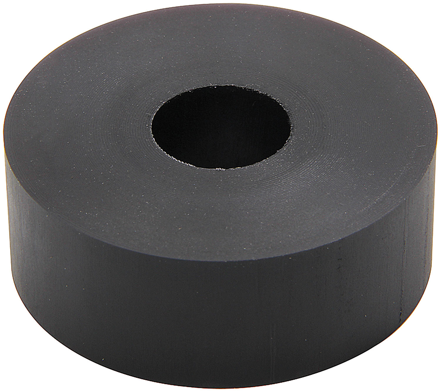 Bump Stop Puck 65dr Black 3/4in Tall 14mm