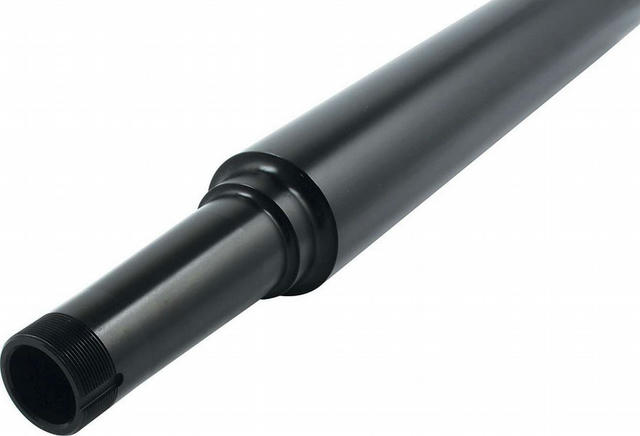Aluminum Axle Tube Wide 5 25in