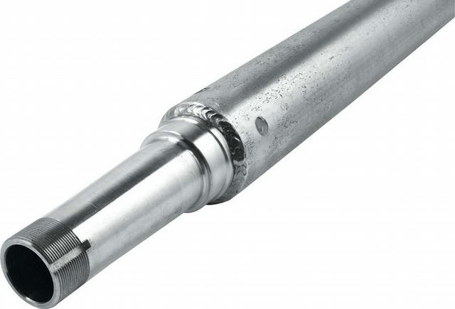 Steel Axle Tube Wide 5 33in