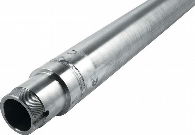 Steel Axle Tube 5x5 2.5in Pin 28in