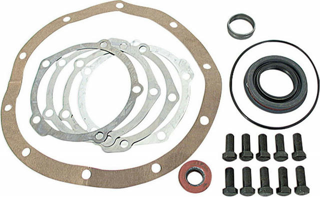 Shim Kit Ford 9in with Crush Sleeve