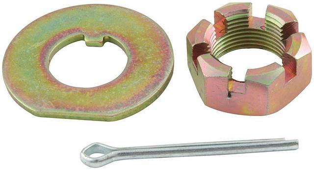 Spindle Lock Nut Kit GM Metric 3/4in-20