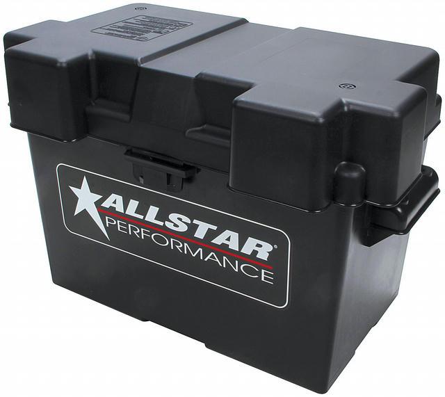 Battery Box Plastic