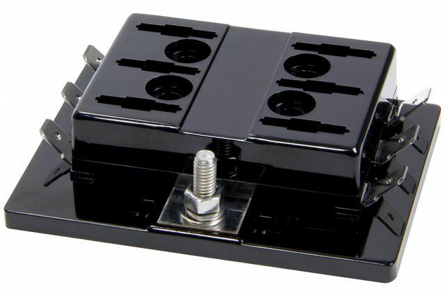 Fuse Block 6-Circuit