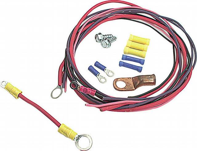 Solenoid Wiring Kit
