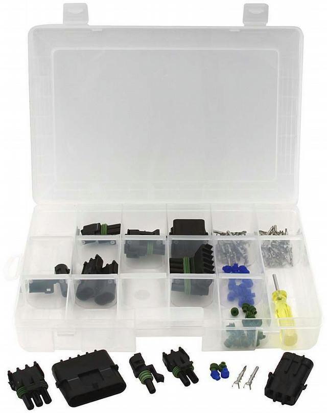 Weather Pack Starter Kit