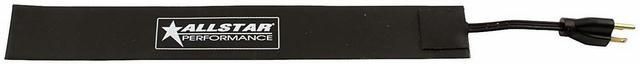 Black Heating Pad 2x15 w/Self Adhesive