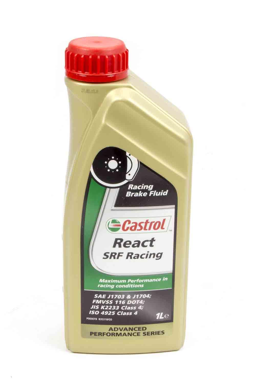 Castrol SRF Brake Fluid 33.8oz